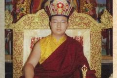 Dudjom Yangsi Rinpoche
